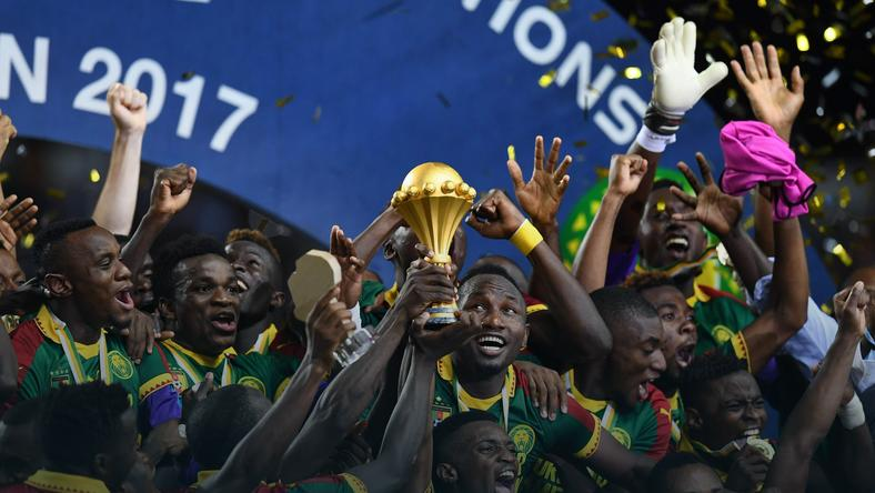 Reprezentacja Kamerunu