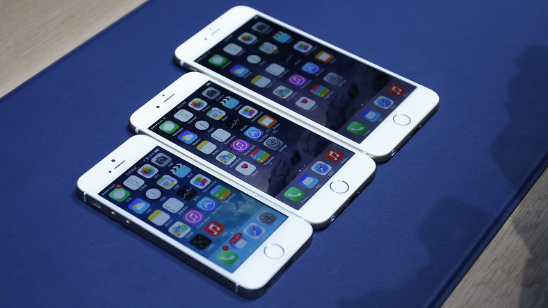 iPhone 5S / iPhone 6 / iPhone 6 Plus