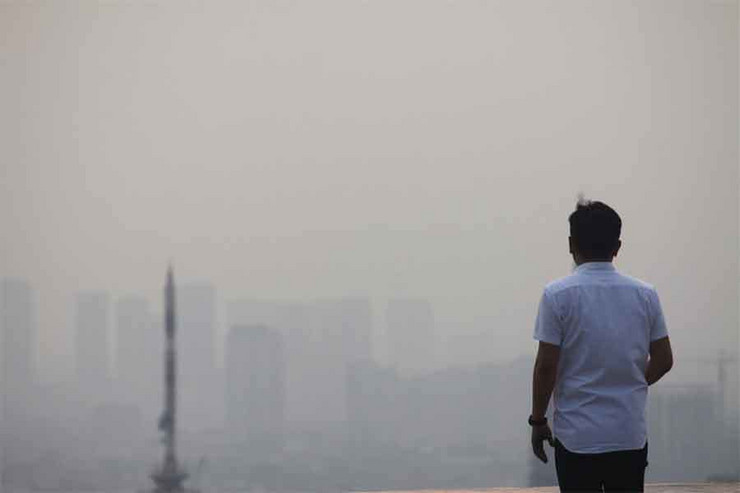 Zagađenost vazduha