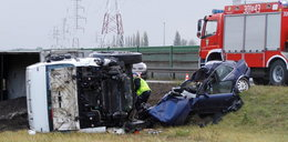 Tragiczny wypadek na obwodnicy Opola. Nie żyje 18-latek