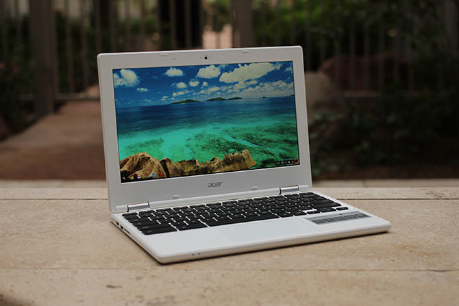 Acer Chromebook 11 fot. Maurizio Pesce | Wikipedia CC BY 2.0