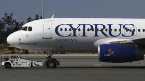 Koniec linii lotniczych Cyprus Airways
