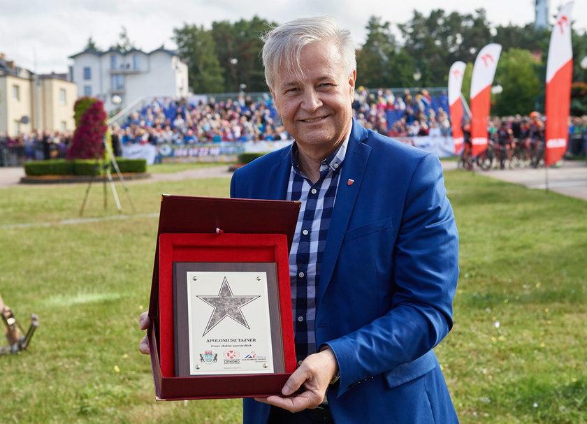 Nowe gwiazdy sportu trafiły do alei we Władysławowie
