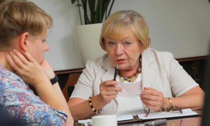 Elżbieta Łopacińska