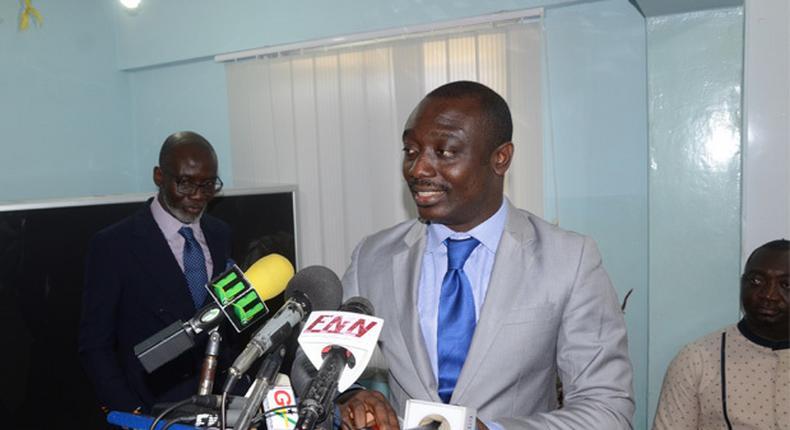 Dr Samuel Kwadwo