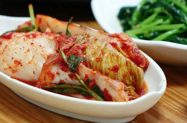 Kimchi (Image source: Pixabay)
