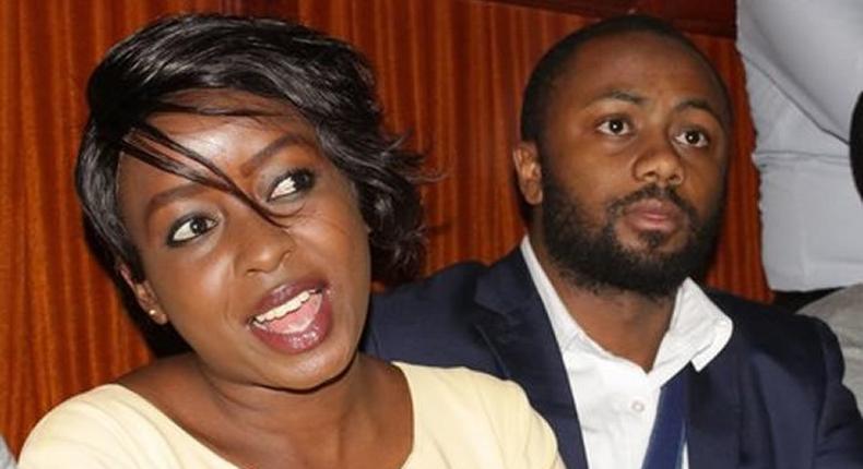 Journalist Jackie Maribe and her fiancé Joseph Irungu