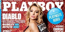 """Żona """"Diablo"""" Włodarczyka w Playboyu!"""