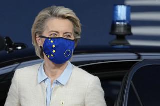 Von der Leyen: Zamrażamy plan gospodarczy na rzecz Białorusi na kwotę 3 mld euro