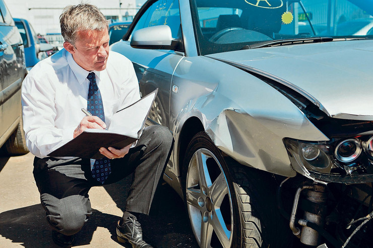 auto-osiguranje kontrola