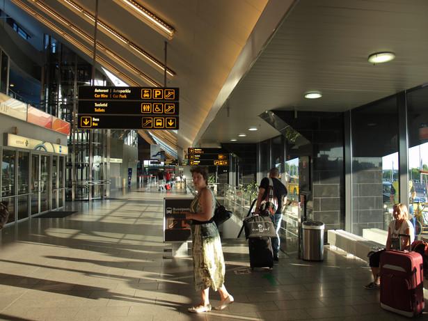 Lotnisko w Tallinie, Estonia. Autor: JPP, licencja CC BY-SA 3.0 via Commons