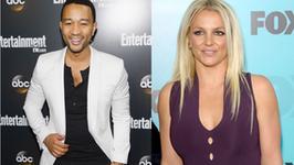John Legend: Britney Spears nie jest wokalistką