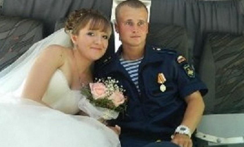 Ci młodzi Rosjanie zginęli na wojnie, której nie ma.
