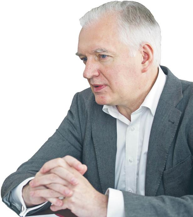 Jarosław Gowin, wicepremier, minister nauki i szkolnictwa wyższego