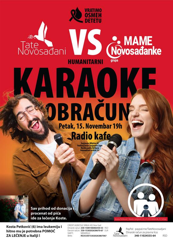 Karaoke obračun