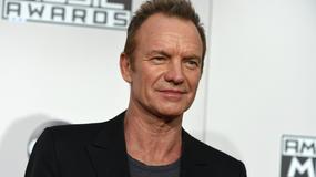 Gitara Stinga wylicytowana za 15 tys. złotych