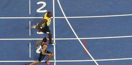 Mistrz sprintu znowu zrobił show