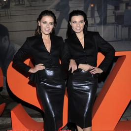 Natasza Urbańska ma siostrę bliźniaczkę?! Między tymi paniami trudno znaleźć jakąś różnicę!