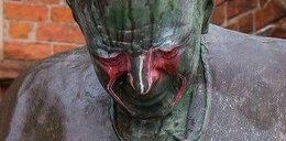 Oblał pomnik papieża farbą. Ruszył proces Dariusza C.