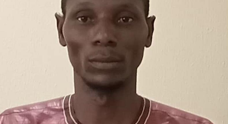 Achigili Ogoli was arrested for presenting forged certificates to his employers [ICPC]