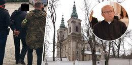 Parafianie są w szoku: Kościelny pobił naszego proboszcza