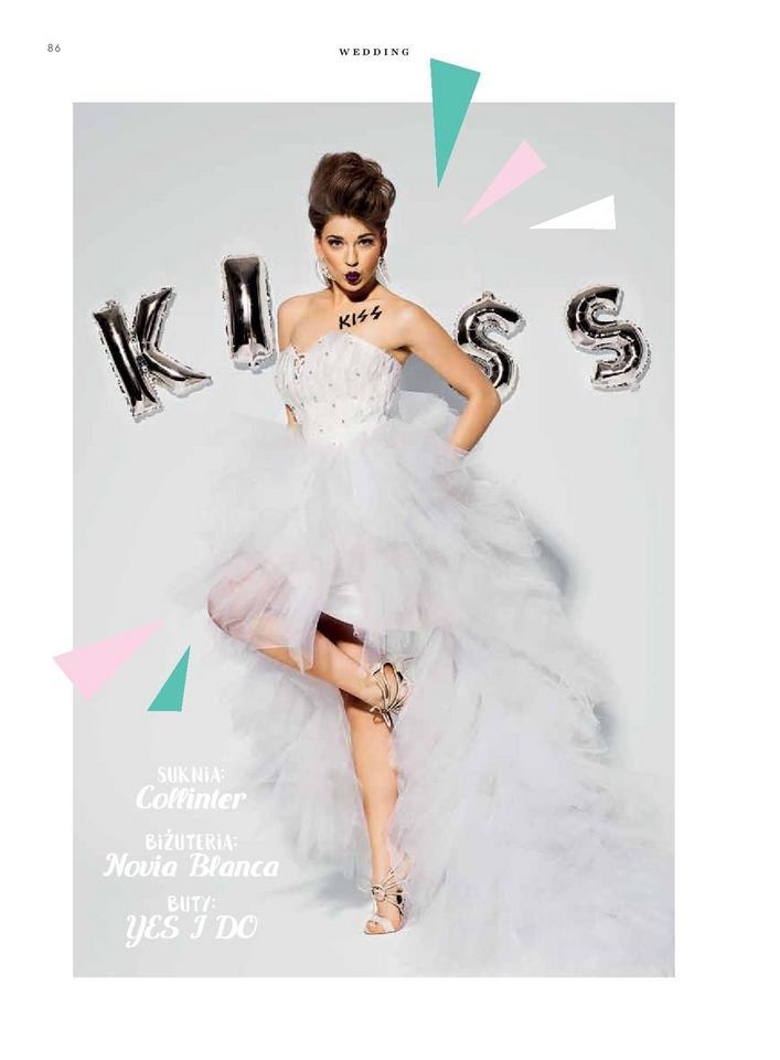 Panna młoda w stylu Candy Girl - piękna sesja i wyjątkowe suknie ślubne!