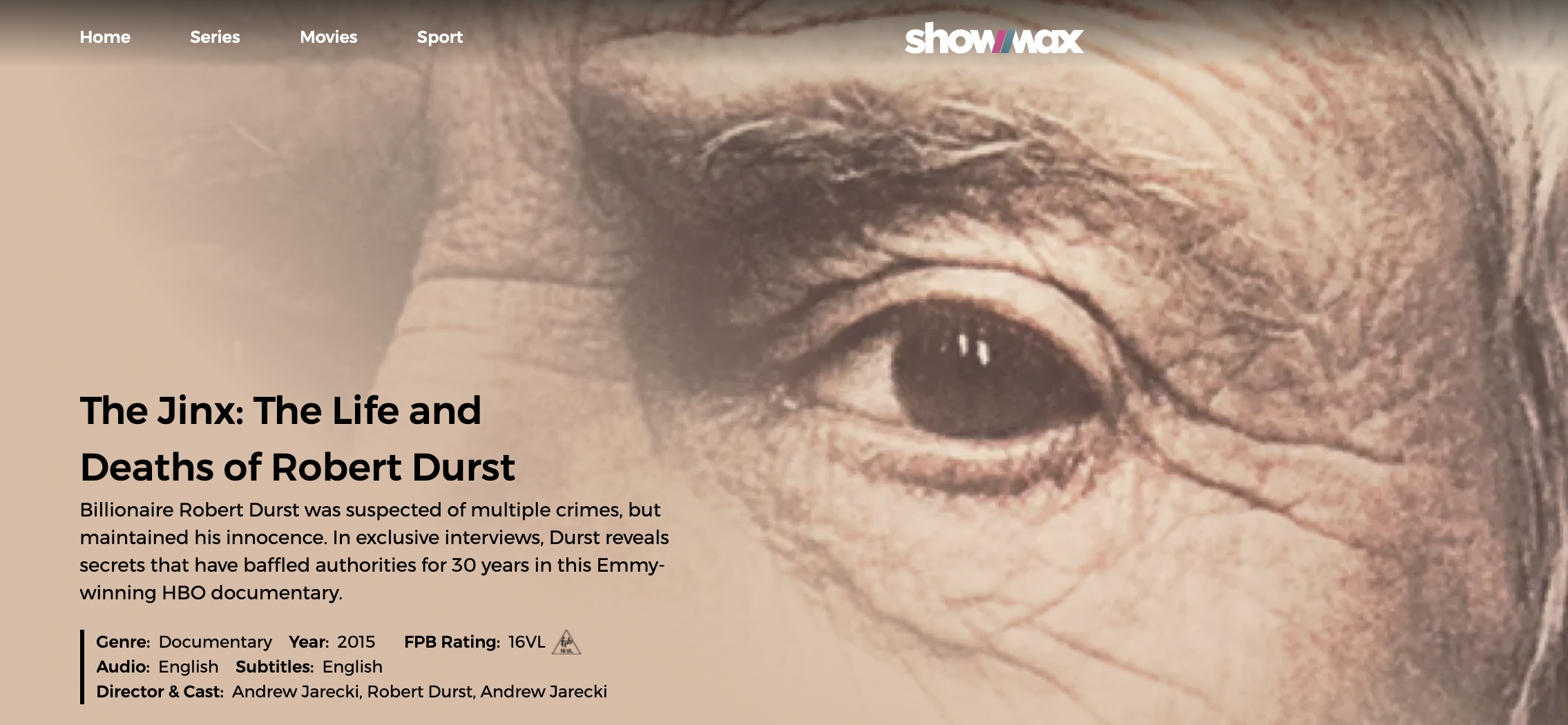 Gripping documentaries on Showmax are making headlines