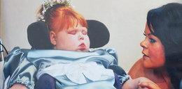 Matka pozwoliła umrzeć niepełnosprawnej córce!