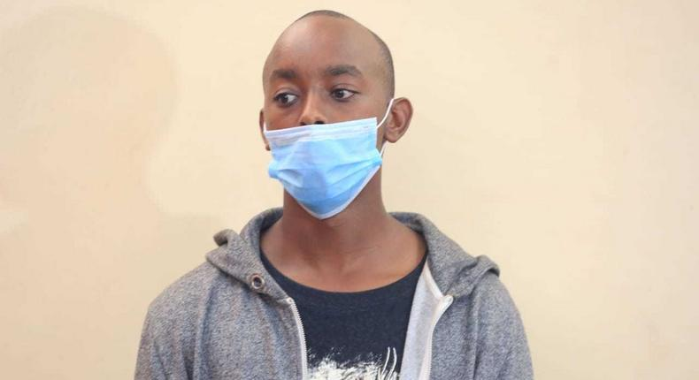 Lawrence Simon Warunge Njoroge who murdered four members of his family in cold blood
