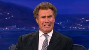 Will Ferrell rozkleja się u Conana O'Briena - Filmowy Flesz