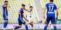 Ekstraklasa: Lechia wydarła punkt Piastowi po golach w ostatnich minutach