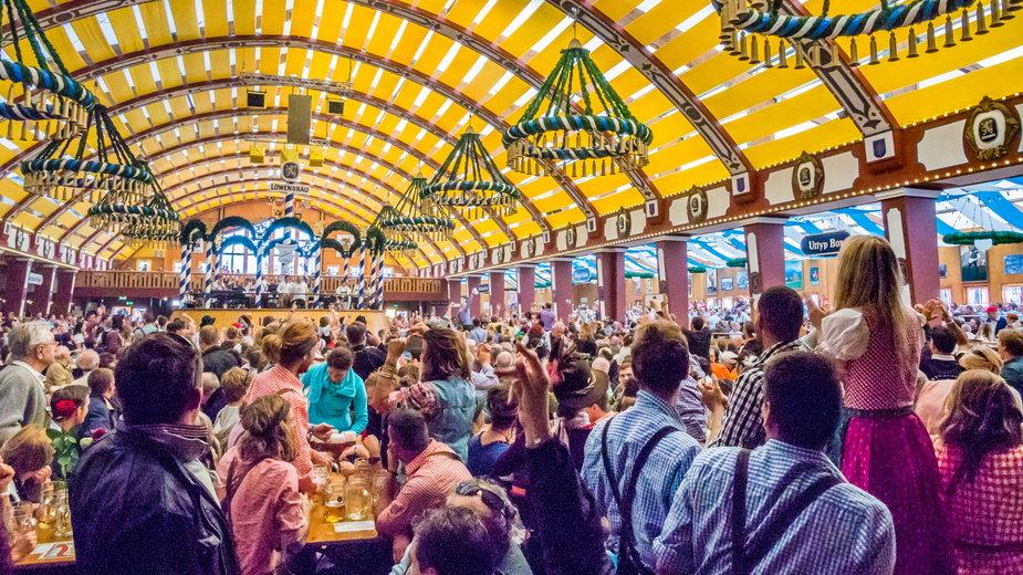 Oktoberfest w Niemczech oficjalnie odwołany