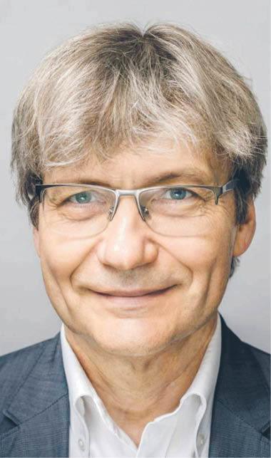 Prof. dr hab. Jacek Giezek, adwokat, przewodniczący Komisji Etyki Naczelnej Rady Adwokackiej  fot. Materiały prasowe