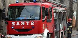 Dwie osoby spłonęły w Janowie