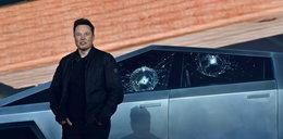 Ale wpadka! Musk prezentował nową Teslę, ale coś nie wyszło...