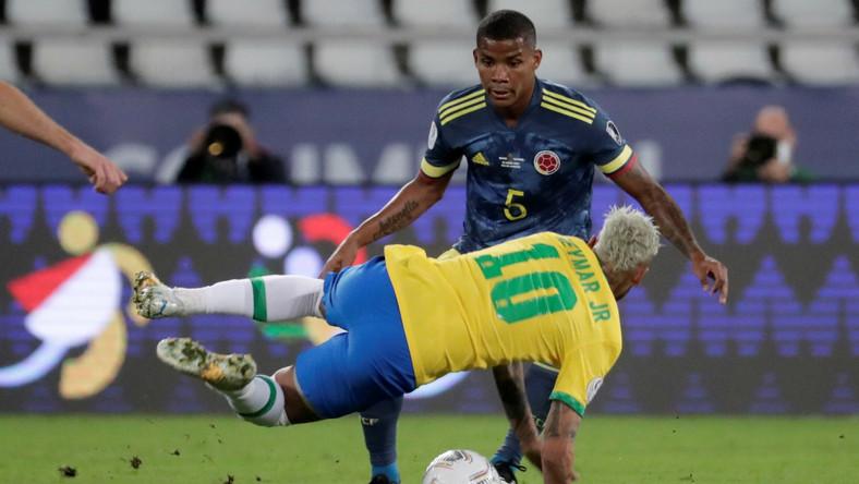 Neymar i Wilmar Barrios