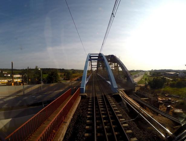 Centralna Magistrala Kolejowa niegotowa na Pendolino