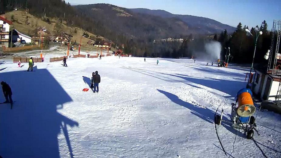 Kompleks narciarski Biały Krzyż