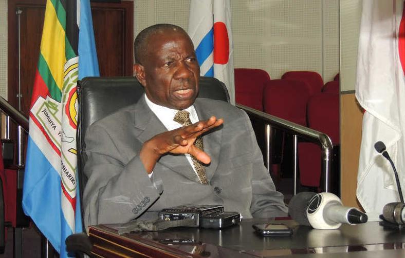 Uganda's Finance Minister Matia Kasaija