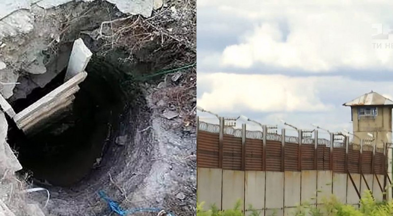 Mother single-handedly digs 35-foot-long underground tunnel to bust son out of prison