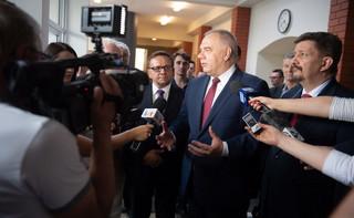Sasin: Ustawa JUST nie zagraża polskim interesom