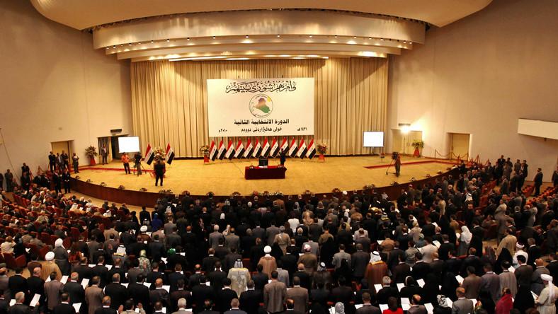 Iracki parlament