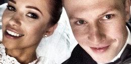 Ślubne selfie Szczurek i Wesołowskiego