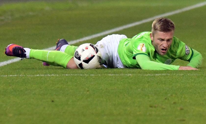 W VfL Wolfsburg nie są zadowoleni z Jakuba Błaszczykowskiego