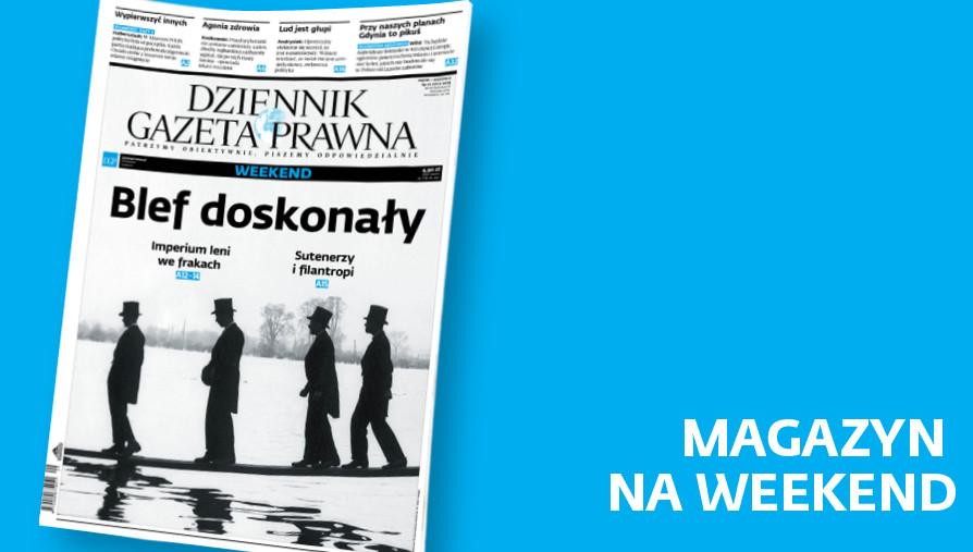 Magazyn. Okładka. 19 lipca 2019