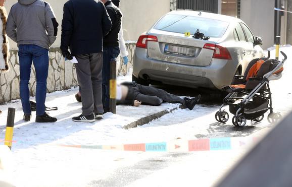 Nebojša Marković likvidiran dok je ubacivao dečja kolica u gepek svog automobila