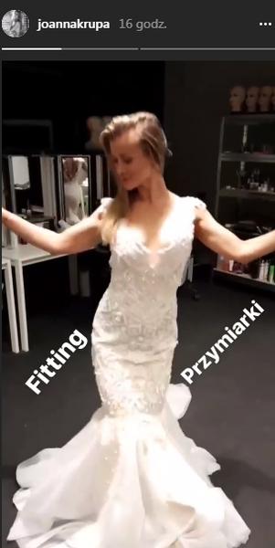 Joanna Krupa na Instagramie