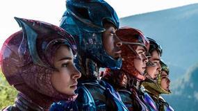 """""""Power Rangers"""": nowe zdjęcie w sieci"""