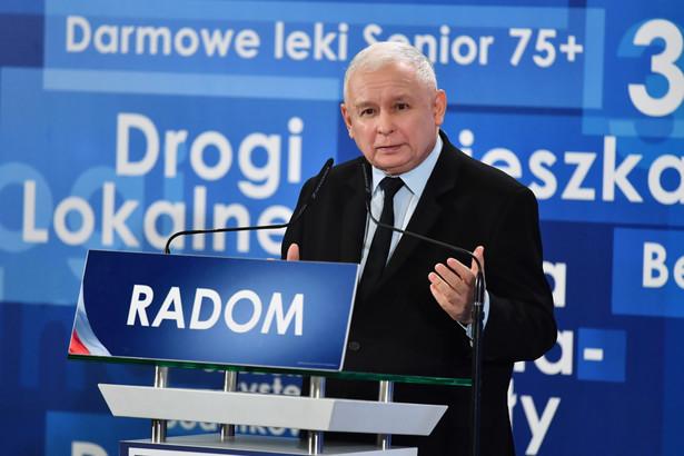 W wyborach samorządowych, które odbyły się 21 października najwięcej mandatów do sejmików wojewódzkich zdobyło PiS - 254.