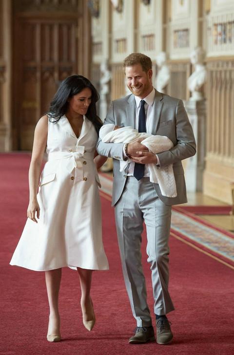 OBJAVLJENO IME sina Megan Markl i princa Harija!